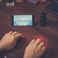 Laser Keyboard - Keyboard Gifts