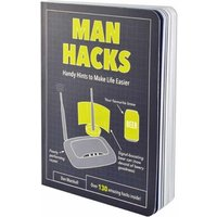 Man Hacks Book - The Present Finder Gifts