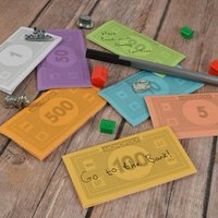 Monopoly Sticky Notes - Monopoly Gifts