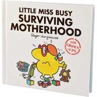 Little Miss Busy Surviving Motherhood - Little Miss Gifts