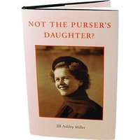 Not The Pursers Daughter Book - Books Gifts