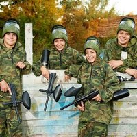 Paintball Experience Day - Paintball Gifts