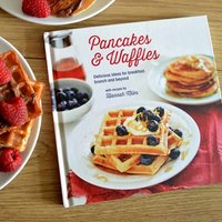 Pancakes & Waffles - The Recipe Book - Books Gifts