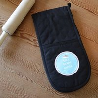 Personalised Baking Oven Gloves - The Present Finder Gifts