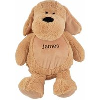 Personalised Plush Puppy Teddy - Teddy Gifts
