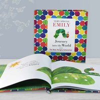 Personalised The Very Hungry Caterpillar Book in Gift Box - The Very Hungry Caterpillar Gifts