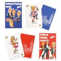 Political Playing Cards - Politics Gifts