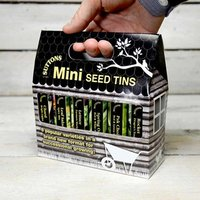 Suttons Salad Mini Seed Tins - Salad Gifts