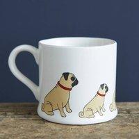 Sweet Pug Mug - The Present Finder Gifts