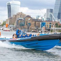 Thames Jet Boat Rush for Two - The Present Finder Gifts