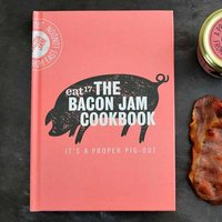 The Bacon Jam Cookbook - Books Gifts