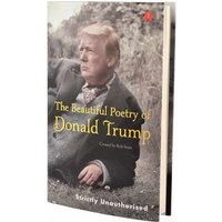 Donald Trump Poetry Book - Poetry Gifts