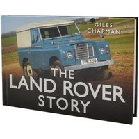 The Land Rover Story - Land Rover Gifts