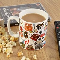 The Movie Quiz Mug - Quiz Gifts