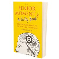 The Senior Moments Activity Book - Books Gifts