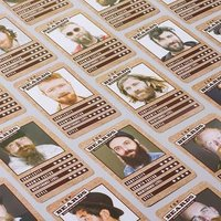 Top Beards Card Game - The Present Finder Gifts