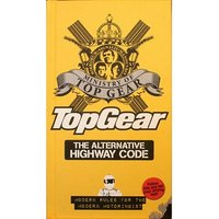 Top Gear Alternative Highway Code Book - Top Gear Gifts