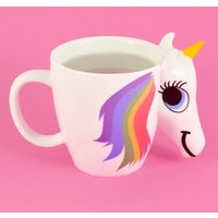 Unicorn Colour Changing Mug - The Present Finder Gifts