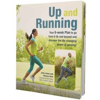 Up and Running Book - Books Gifts