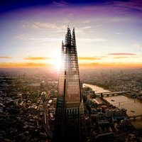Visit The Shard with Meal for Two - The Present Finder Gifts