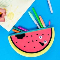 Juicy Watermelon Pencil Case - Pencil Case Gifts