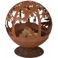 Woodland Fire Pit - The Present Finder Gifts