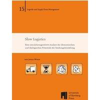 Slow Logistics