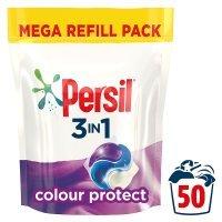Persil 50 Powercaps Colour