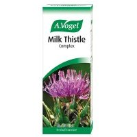 A. Vogel milk thistle drops
