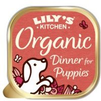 Lily's Kitchen dinner for puppies at Waitrose