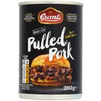 Grant's Pulled Pork in a BBQ Sauce