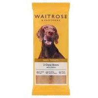 Waitrose chew bones with chicken