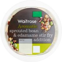 Waitrose Sprouted Bean Stir Fry Addition