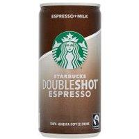 Starbucks Doubleshot Esspresso