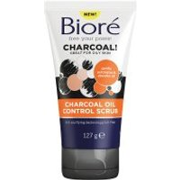 Biore Charcoal Oil Scrub
