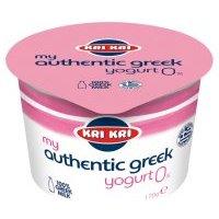 KRI KRI My Authentic Greek Yogurt 0%