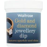 Waitrose gold and diamond dip