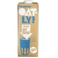 Oatly organic longlife oat drink