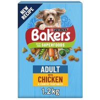 Bakers Adult Chicken
