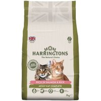 Harringtons Rich in Salmon & Rice