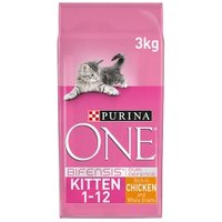 Purina One Bifensis Kitten Chicken