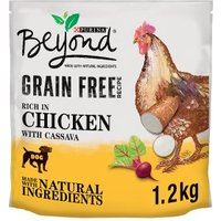 Beyond Grain Free Dog Food Chicken with Cassava