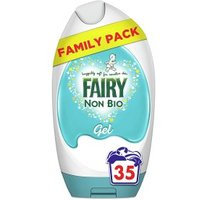 Fairy Gel Non Bio 35 washes