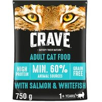 Crave Cat with Salmon & Whitefish