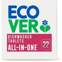 Ecover 22 Dishwasher Tablets All-in-One