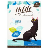 Hi Life It's only Natural The Tuna One