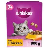 Whiskas Senior with Chicken