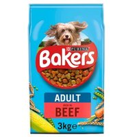 Bakers Adult Beef