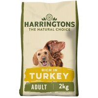 Harringtons Turkey & Veg
