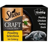 Sheba Craft Collection Poultry Selection